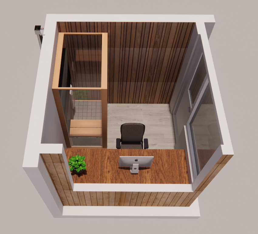 Sauna in uw tuin