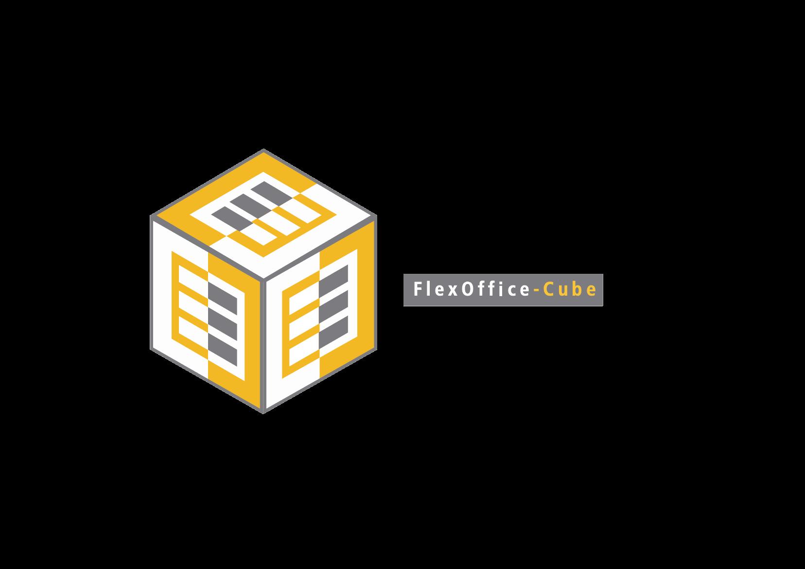 FlexOffice-Cube Logo