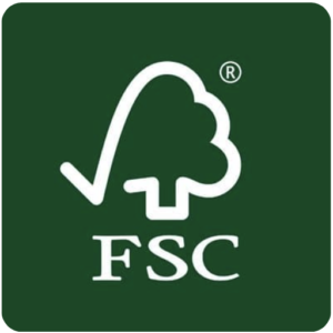 FSC-hout logo